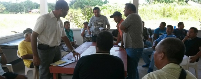Community Consultations for Developing a National REDD+ Strategy