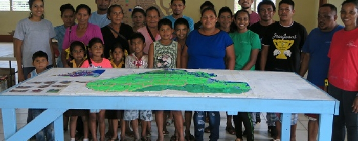 Participatory Three Dimensional Mapping in Fairview, Guyana